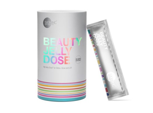 Skin Inc Beauty Jelly Dose, $68. Available at Skin Inc stores and online at iloveskininc.com.sg.