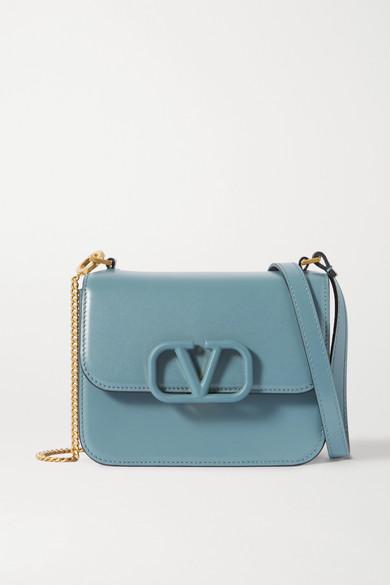 Valentino Garavani Vsling Small Leather Shoulder Bag, £1,635