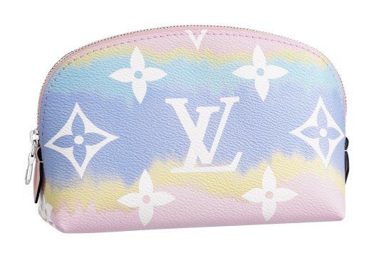 Cosmetic Pouch LV Escale in Monogram Giant canvas, $735