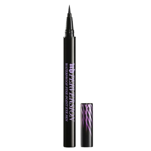Urban Decay Perversion Waterproof Fine-Point Eyeliner Pen, $35. Available at Sephora.
