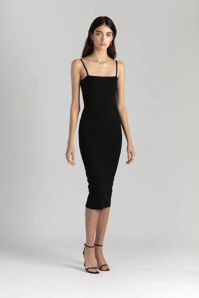 Yvette Midi Dress $200
