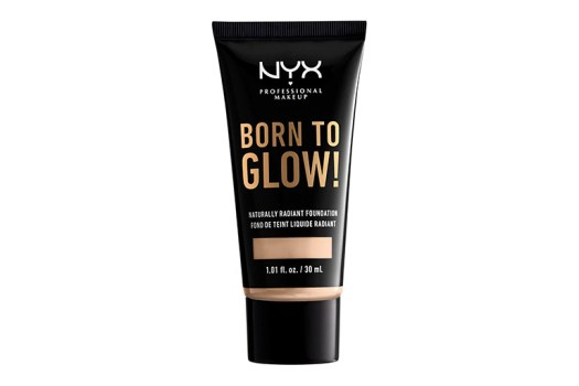 NYX Professional Makeup Born to Glow Naturally Radiant Foundation, $17.50