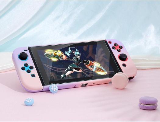 Pastel Nintendo Switch Covers And Accessories To Personalise Your