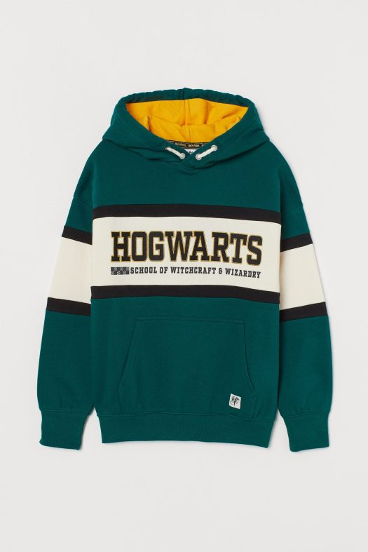 Embroidered Hoodie - S$44.95