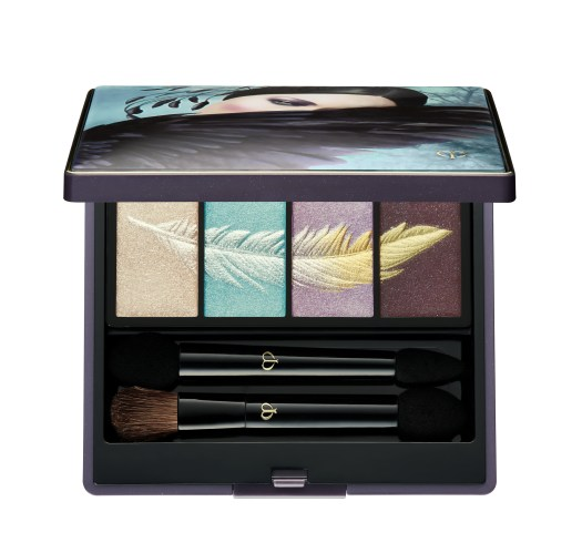 Eye Color Quad in 321 Magnificent Plumage (Limited Edition), $110