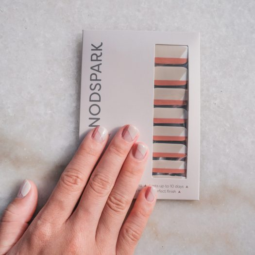 Nude Coral, $15
