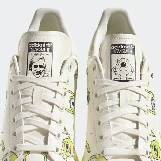 adidas Stan Smith — Mike Wazowski (Monster's, Inc.), $180
