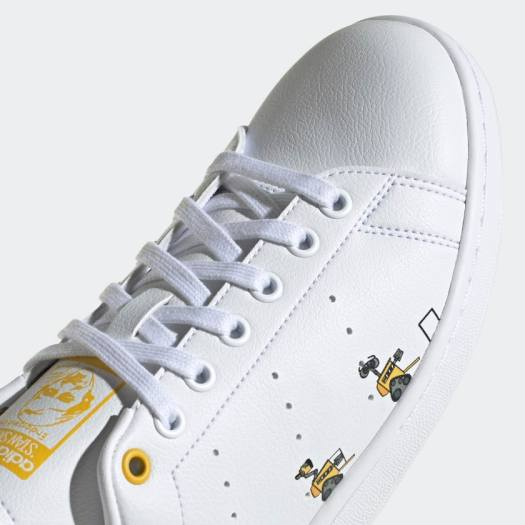 adidas Stan Smith — Wall-E, $140