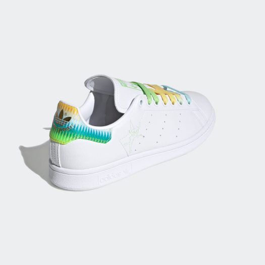 adidas Stan Smith — Tinkerbell, $140