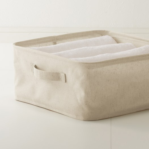 20% off Cotton Linen Polyester Soft Box (U.P. $9.90 to $36)