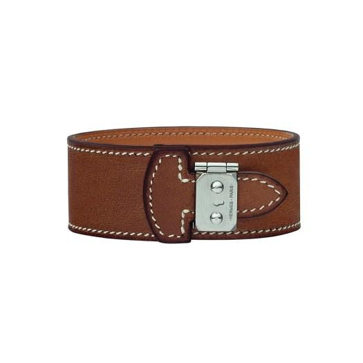 Bracelet en veau Barenia
