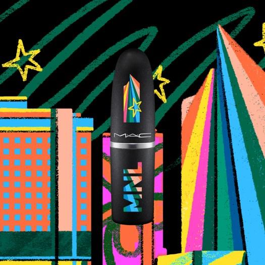Manila: Matte Lipstick in Mehr, $33
