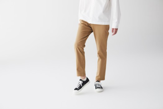 Men's Water Repellent & 4- Way Stretch Chino Pants. Before, $59 — Now, $49.