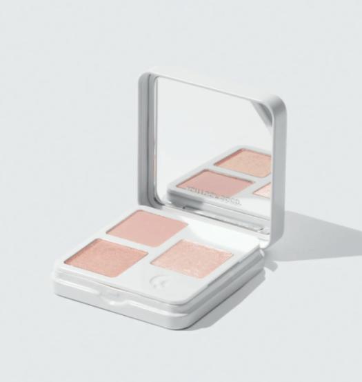 Bluff — a pale, peachy pink.