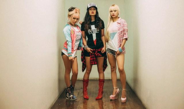 nylon pink kpop 2