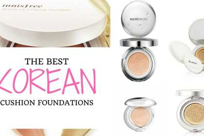 Korean Cushion Foundation