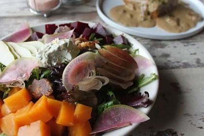 Vegetable Restaurant Burbanks