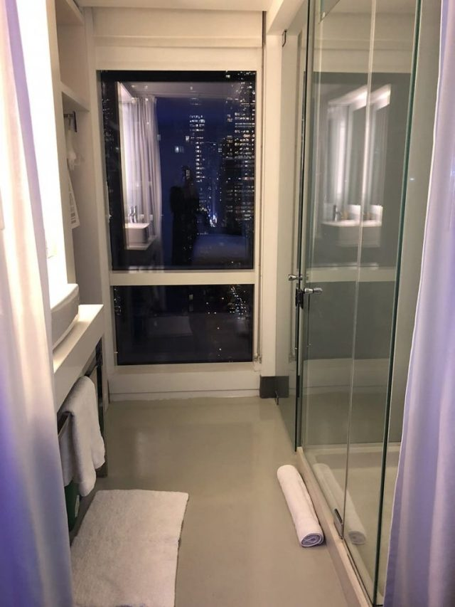 yotel new york at times square west reviews - Bathroom