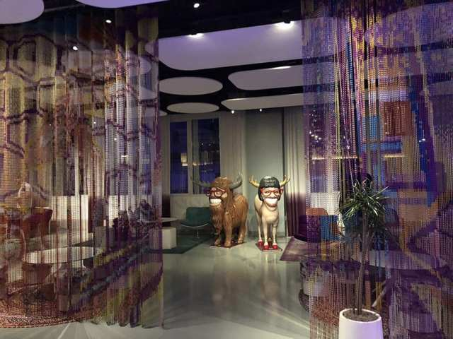 yotel new york at times square west reviews - Waiting Room