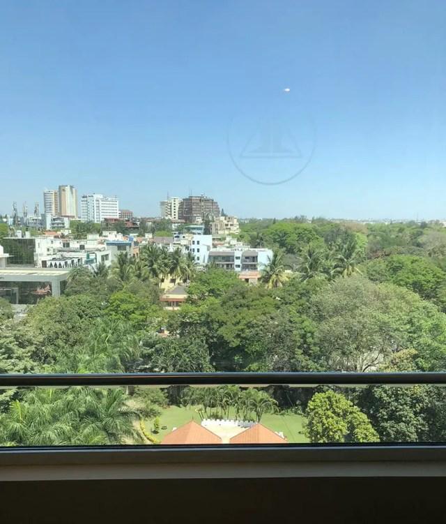 Welcom Hotel ITC Hotel bengaluru - view