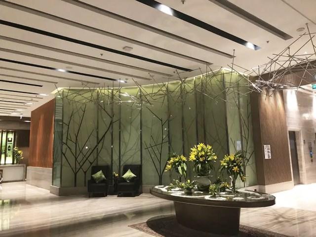Welcom Hotel ITC Hotel bengaluru - lobby2