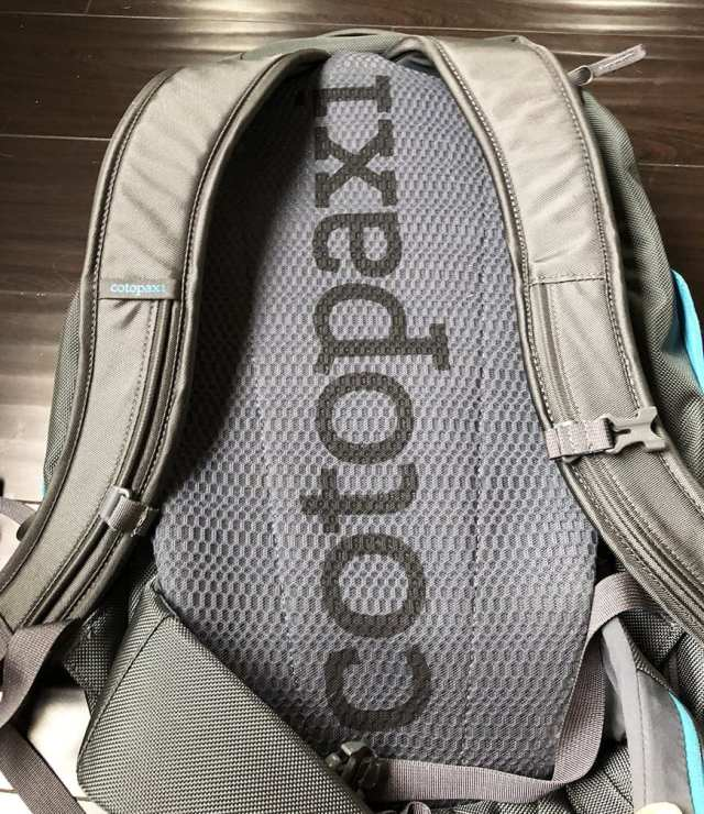 best carry on backpack for international travel for women - back