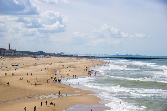 best places in netherlands - beaches