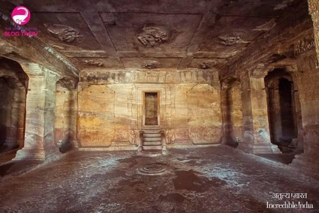 Historical Places in Karnataka - Badami