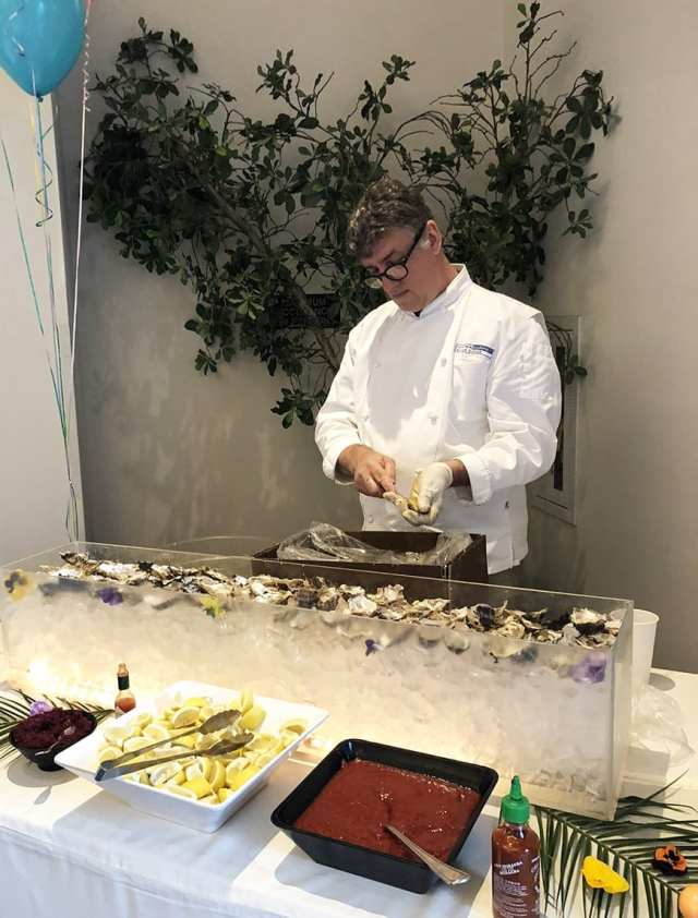 Luxe Sunset Boulevard Hotel - Easter Brunch Buffet - Oyster Bar