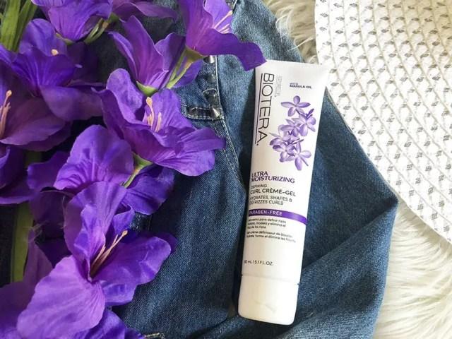 Biotera Ultra Moisturizing Marula Oil for Hair - Curl Creme Gel