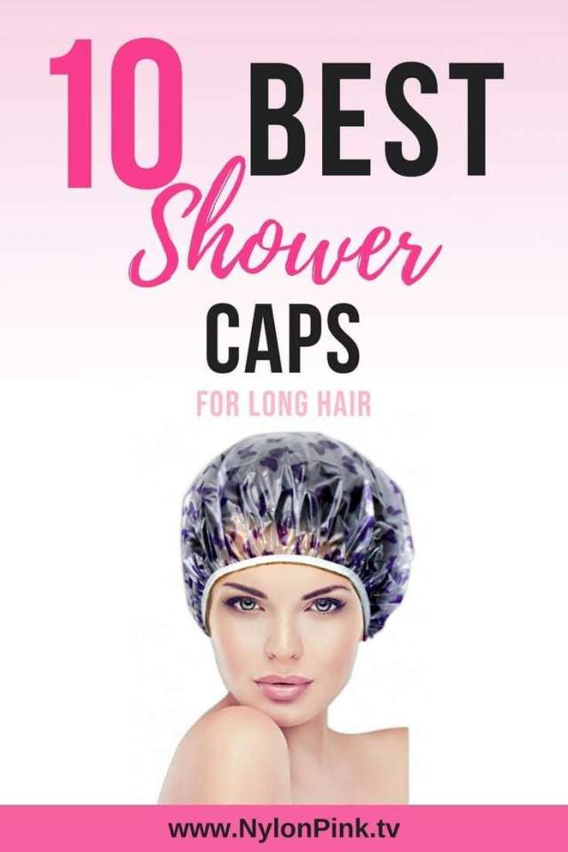 10 Best Shower Caps