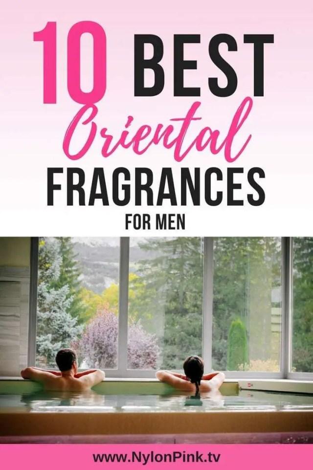 10 best oriental fragrances for men - Pinterest