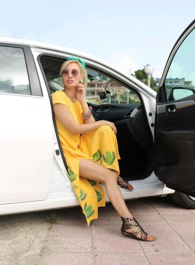 Driving from San Juan to El Yunque - Boardwalk 2
