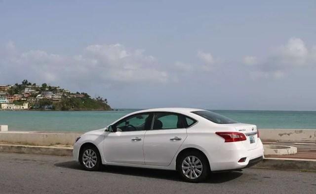 Driving from San Juan to El Yunque - Boardwalk