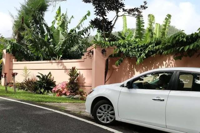 Driving from San Juan to El Yunque - Casa Flamboyant