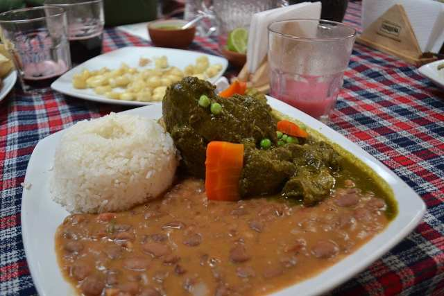 Food in La Cusquenita -- Best Restaurants in Cusco -