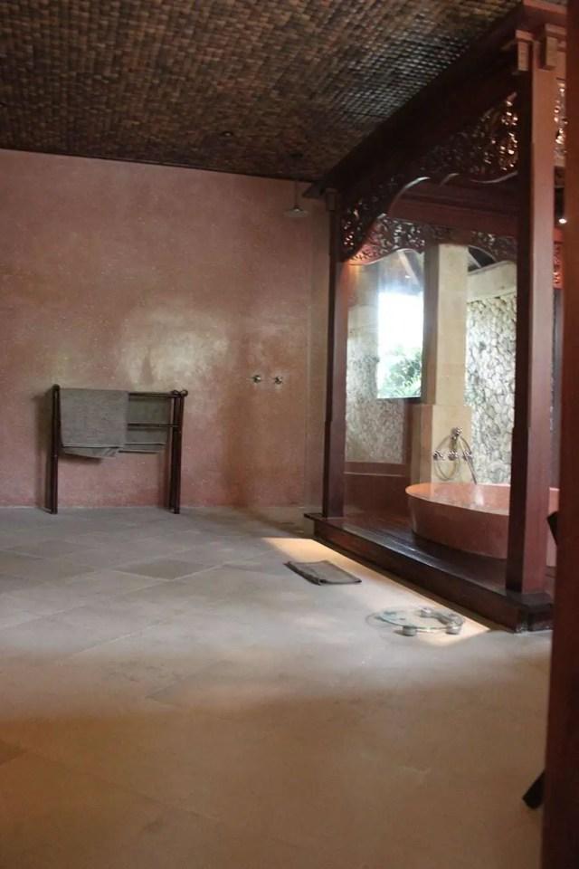 Jamahal Private Resort & Spa Jimbaran Bay_Bathroom1