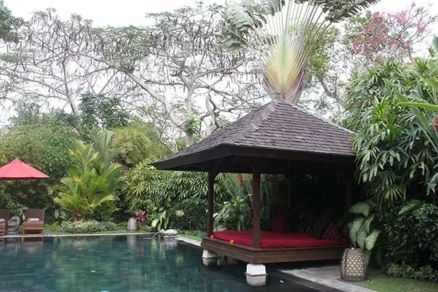 Jamahal Private Resort & Spa Jimbaran Bay_Pool2