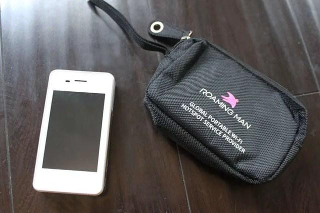Roaming Man bali and worldwide pocket wifi rental