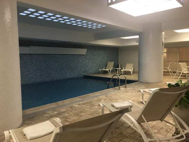 Novotel hotel san isidro lima Peru - pool 2