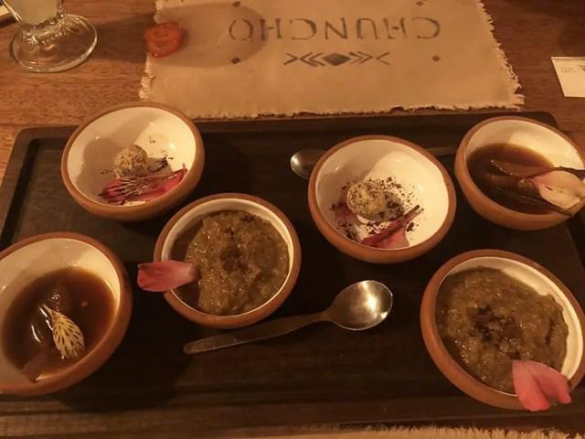 el albergue ollantaytambo - desserts