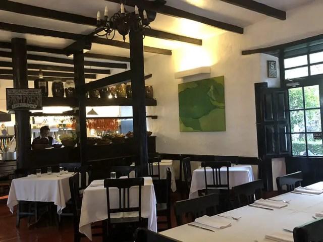 el albergue ollantaytambo - restaurant