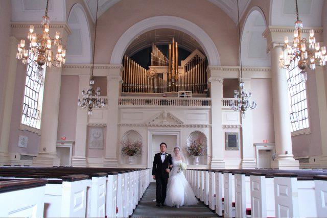 ユニタリアン教会(All Souls Church)