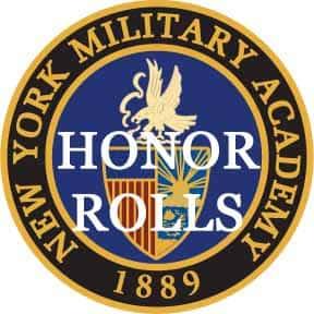 Honor Rolls Announced