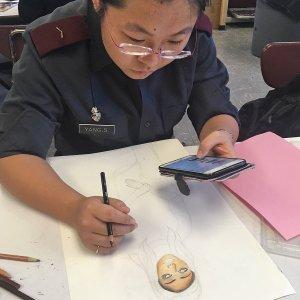 Cadet Creativity (12/11)