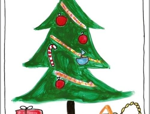 Mariel-Chua-NyMinuteNow.com-Christmas-Card-2009