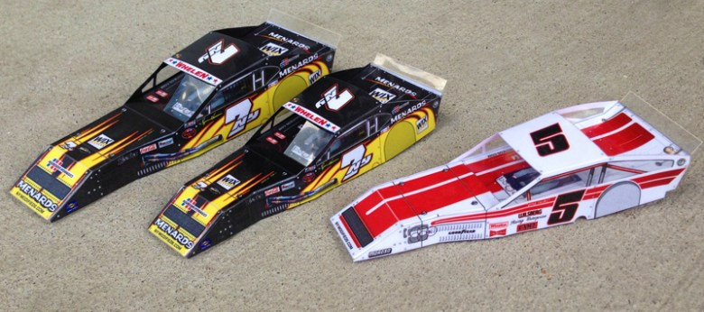 NY Modifieds - Asphalt Modified Slot Car Racing