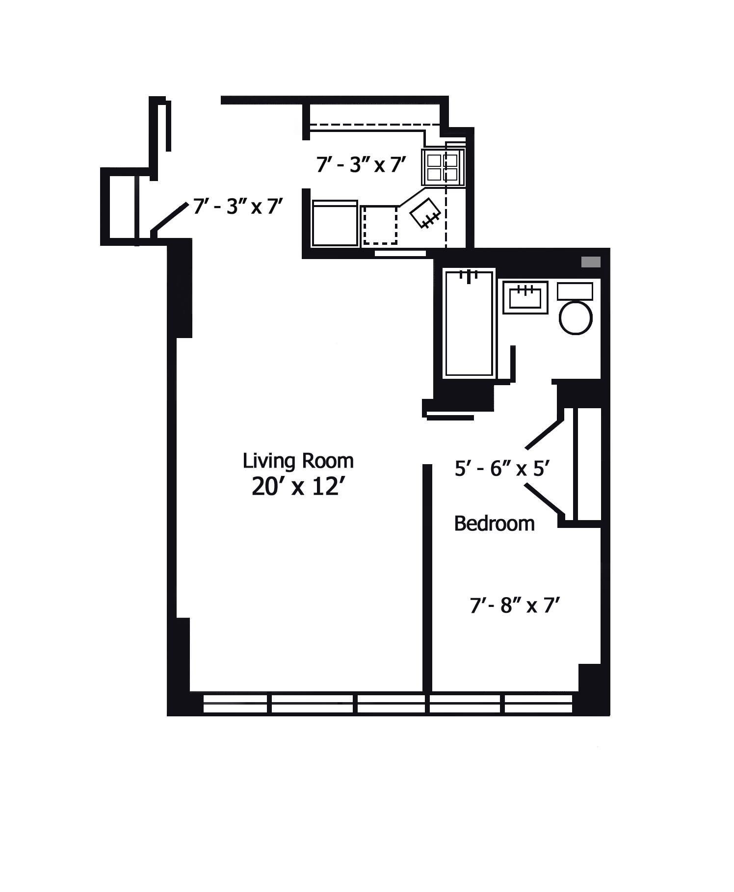 The Gotham Towne House At 153 East 57th Street In Midtown