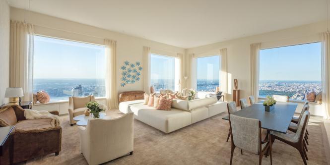 Top 50 Luxury Condos In Nyc Ny Nesting