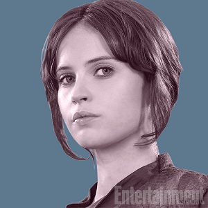 Jyn Erso - Courtesy of Entertainment Weekly